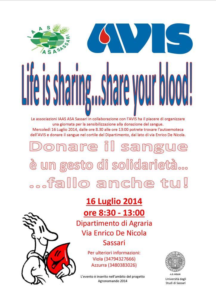 Donazione del Sangue